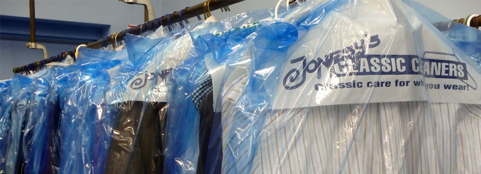 Jonesys Classic Cleaners features Fast, Right & Hassle-Free Service!...
